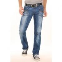 De heupjeans van Bright Jeans