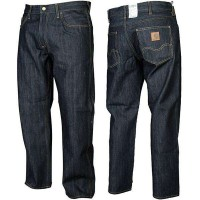 De Carhartt jeans