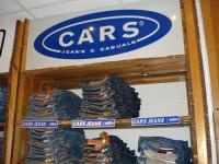 Cars Jeans in de rekken