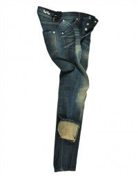 Een trendy design van het merk Dondup