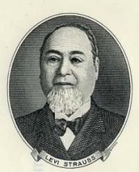 Oprichter van Levis's, Levi Oskar Strauss