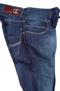 Jeans van het modemerk Cavalli