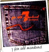 Broekzak op jeans van Seven